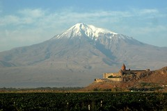 Sacred Mountain (tagois) Tags: turkey armenia ararat khorvirap