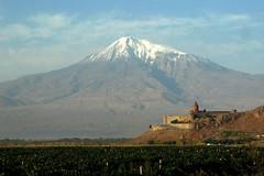 Sacred Mountain (tagois) Tags: turkey armenia ararat khorvirap հայաստան խորվիրապ մասիս
