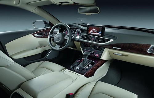 Audi A7 Interior Pictures. A7 interior room middot; Audi A7