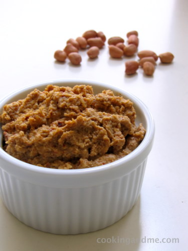 Peanut Chutney Recipe