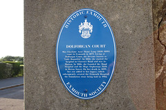 Photo of Charlotte Anne Hume Long blue plaque