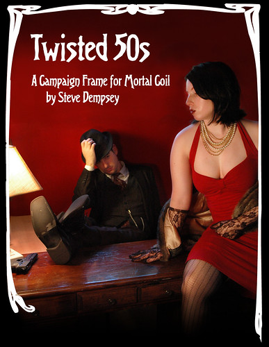 Mortal Coil: Twisted 50s