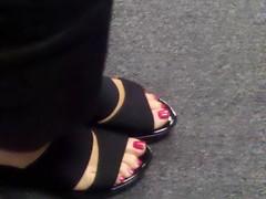 Karen 1 (I_love_womens_feet70) Tags: sexy feet cum toes soft mother dirty flipflop flip barefoot heels barefeet law sole flop motherinlaw footfetish sloes sexytoes dirtyfeet sexyfeet footjob cumonfeet heelssoftsole