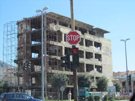 Edificio en Mostar