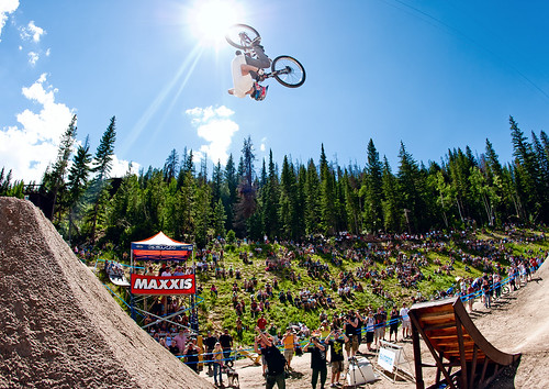 Brandon Seminuk Crankworx 2010 Winning Run
