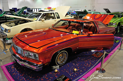 Lowrider Magazine Las Vegas Super Show Fatlace Since - Lowrider car show las vegas