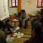 Discussing agricultural research in Bolivia and Peru 03 by