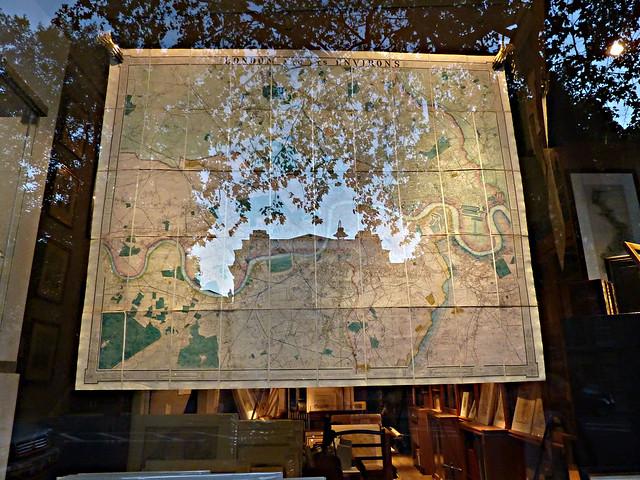 map in kensington