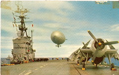 HMCS Magnificent (DRGorham) Tags: aircraftcarrier magnificent hmcs rcn royalcanadiannavy