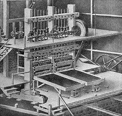 A Stamp Mill in California