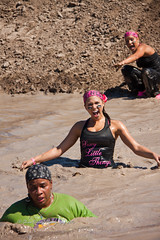 Mud Swim  !! IMG_3888 (looselens2009) Tags: people usa funny mud tx houston muddywater mudrun houstontx canonefs18200f3556is houstonmudrun1092010