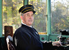Walt Copeland, volunteer tramway operator at Pennsylvania Trolley Museum, at the controls of Philadelphia and West Chester Traction Company 78, Arden, Pennsylvania, October 15, 2010 (Ivan S. Abrams) Tags: pittsburgh pennsylvania norristown tramways redarrowlines pennsylvaniatrolleymuseum ivansabrams philadelphiaandwestchestertractioncompany waltcopeland abramsandmcdanielinternationallawandeconomicdiplomacy ivansabramsarizonaattorney ivansabramsbauniversityofpittsburghjduniversityofpittsburghllmuniversityofarizonainternationallawyer