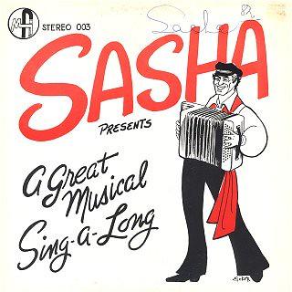 Sasha Sing-a-Long