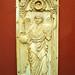Byzantine panel with archangel