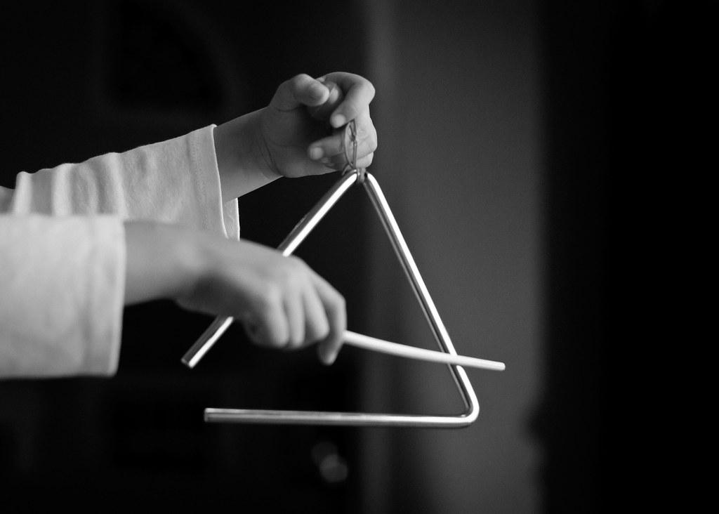 三角鐵/Triangle/トライアングル/Triangel/Triangle/Triangolo