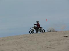 St Anthony sand dunes