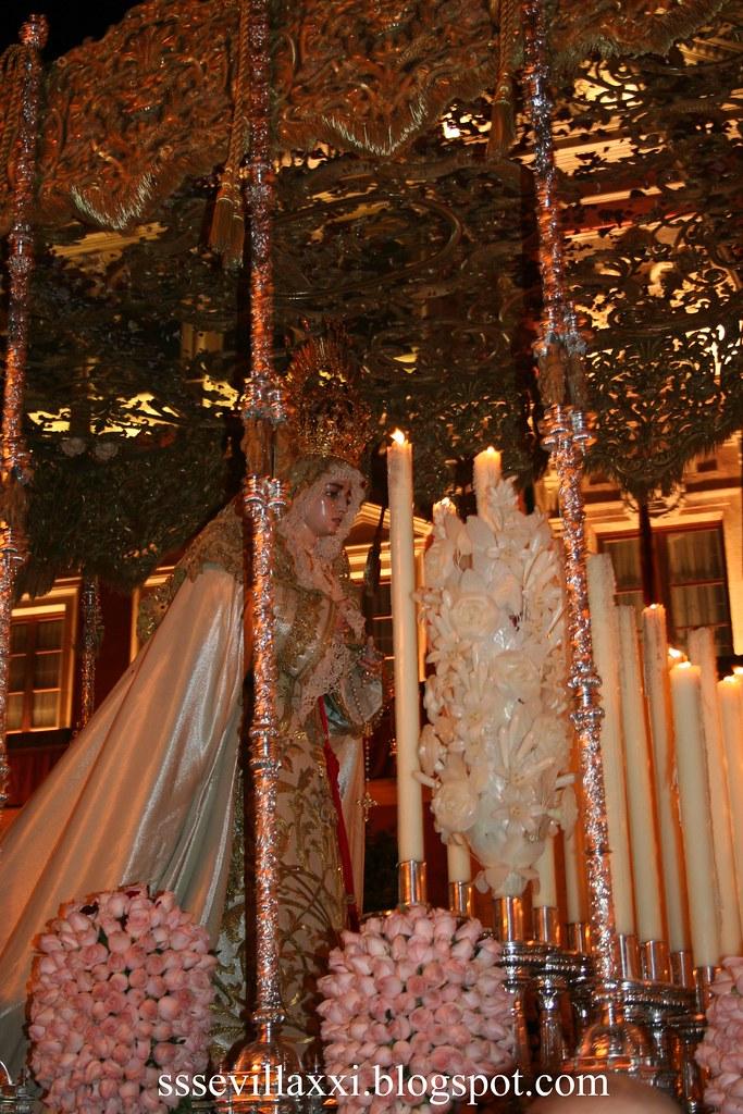 Nuestra Señora de la Salud, Lunes Santo 2007