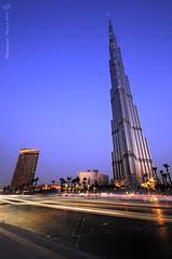 Burj Khalifa - dubai (  || WALEED PHOTO) Tags: dubai khalifa burj