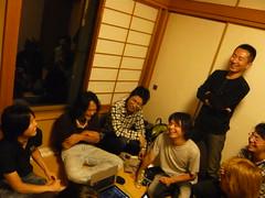 """miyagawa: """"Perl is a glue between the human and the human."""""""
