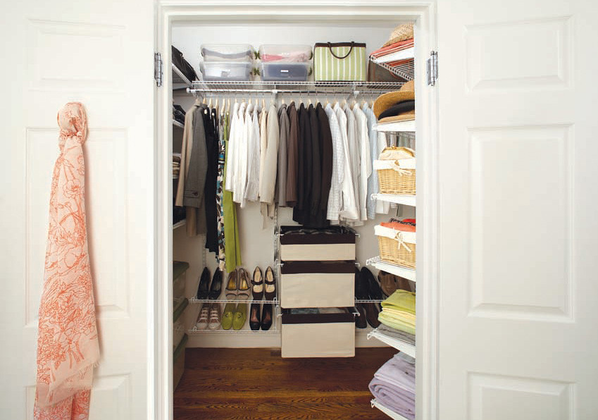 Organize Your Clothes 10 Creative And Effective Ways To Store And Hang Your Clothes: Cheap Solutions: Closet Organization