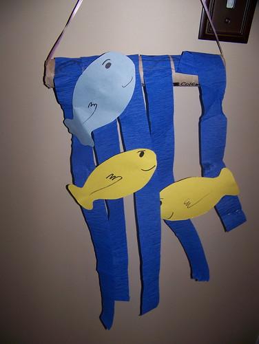 101006 Coleman's art - fish