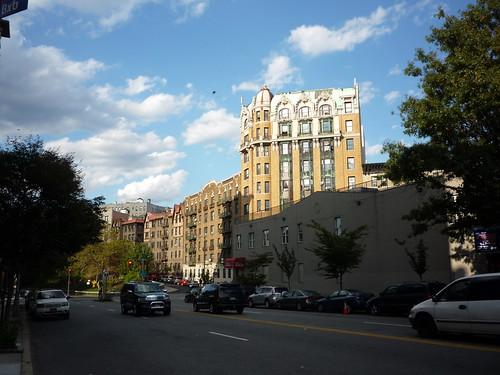 From an Autumn Walk in Upper Manhattan