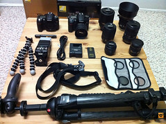 My Gear (glasseyepictures) Tags: lighting new portrait macro set 35mm lens photography 50mm prime spider wire nikon power angle pentax zoom body flash tripod wide sb600 creative 85mm sigma gear cable brush tools joystick fisheye equipment telephoto filter micro shutter strap hood fixed remote carbon nikkor fiber cleaner 8mm ultra charger vr holster manfrotto cls dx iphone fibre tiffen 18d 105mm d90 joby 18g 14d gorillapod 28g 18105mm 190mf4 d7000 lumaloop 324rc2