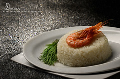 Dinner (Sultan alSultan ) Tags: camera food black vegetables dinner canon photographer rice image background shrimp eat meal saudi arabia sultan  saudia      dinnerdinner