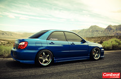 Lance (Rockets.) Tags: las vegas blue red beautiful rock canon jon sylvester rally subaru rockets 35 wrx sti 14l 5dmk2 canibeat