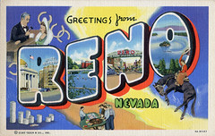 Greetings from Reno, Nevada - Large Letter Postcard (Shook Photos) Tags: linen postcard nevada postcards greetings reno linenpostcard renonevada bigletter largeletter largeletterpostcard linenpostcards largeletterpostcards bigletterpostcard bigletterpostcards