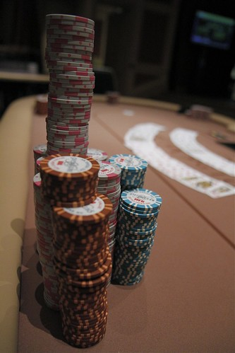 Annette Obrestad's 2 Million Chips