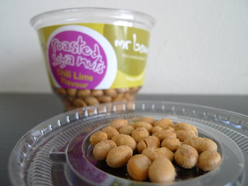 Mr. Bean's Roasted Soya Nuts