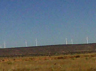 rt 54 wind turbines
