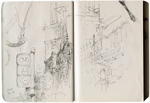 More from sketchcrawl 2