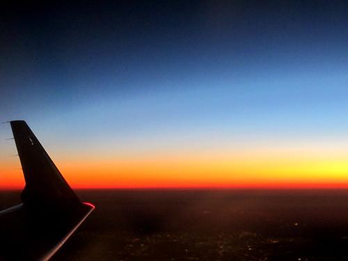 Somewhere Over California