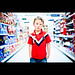 Lost In The Supermarket- Bored in the Supermarket by PMMPhoto