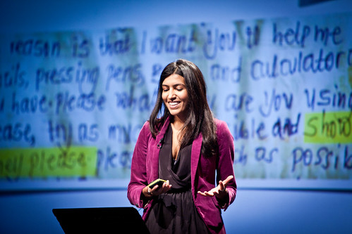 Leila Janah - PopTech 2010 - Camden, Maine
