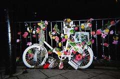 (cakehole) Tags: victoriapark flash toycamera plastic ghostbike effrafc walgreensforever effrafcnotmine