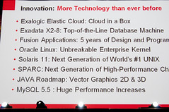 JAVA?!, Oracle OpenWorld Keynote, JavaOne + Develop 2010 San Francisco