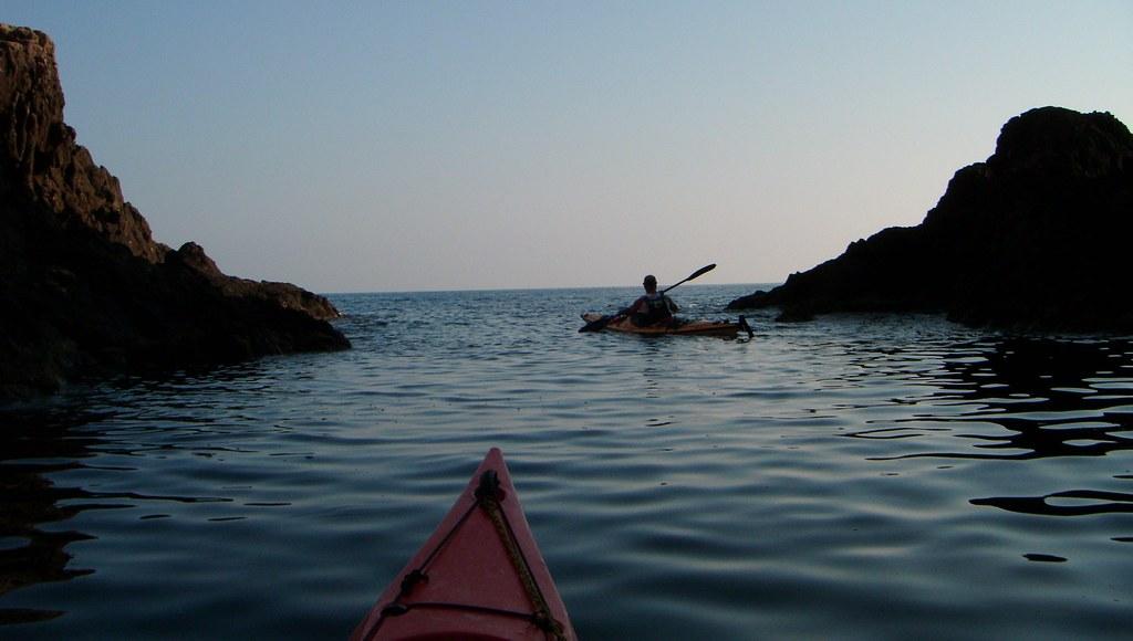 Cabo de Gata en kayak 765
