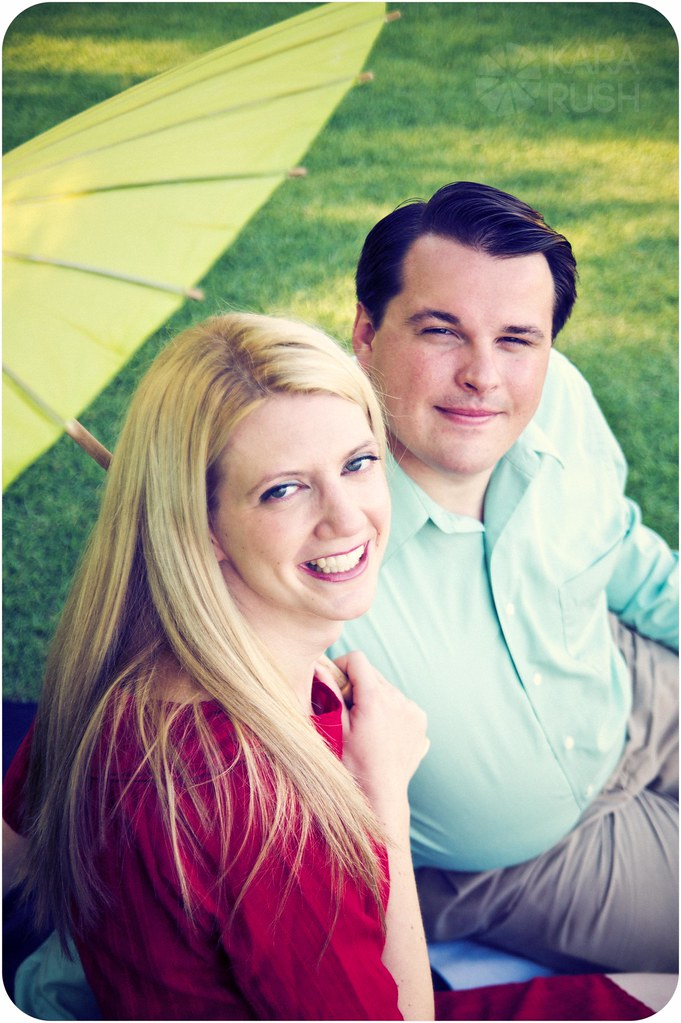 parasol engagement Los angeles