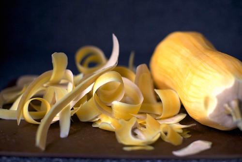 butternut peelings