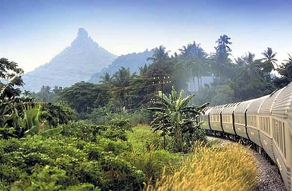 top luxury train trips