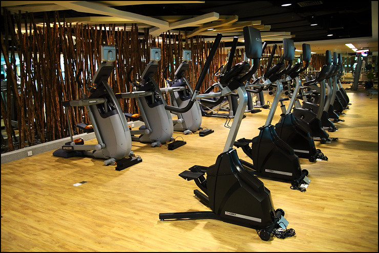 GTower Hotel gym
