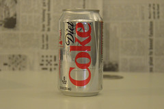 The Diet Coke test - 6400 ISO