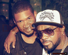 Usher And Jermaine Dupri (bg63s) Tags: nigeldevents