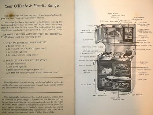O'Keefe & Merritt Stoves