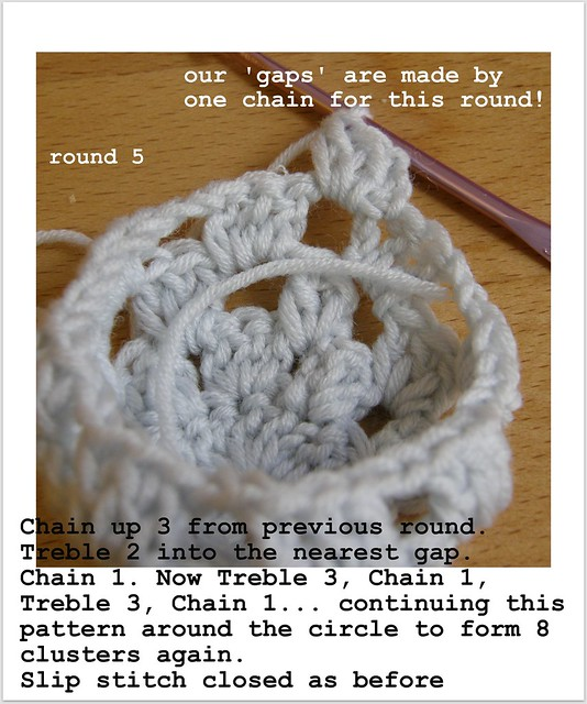 image 9 : crocheted baubles