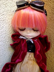 Enyo's new clothes