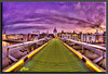 Millanium Bridge London (Muzammil (Moz)) Tags: bridge london footbridge tatemodern stpaulscathedral riverthames touristattractions moz londonattractions afraaz millaniumbridge